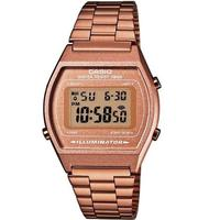 Relógio Feminino Casio Vintage Digital B640wc-5adf - Rosê