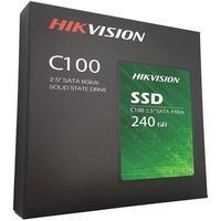 Hd Ssd 240gb Hikvision - Hd-ssd-c100 240