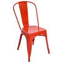Cadeira Francesinha Tolix Industrial Empilhável