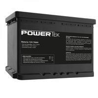 Bateria Powertek 12V 70Ah Preto - EN025