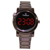 Relógio Feminino Champion Digital Ch48064o - Marrom