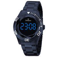 Relógio Feminino Champion Digital Ch48073a - Azul