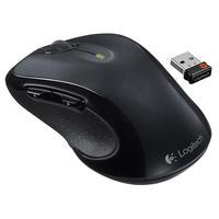 Mouse Sem Fio Logitech, Tecnologia Unifying, 7 Botões, 1000 Dpi, Preto -  M510