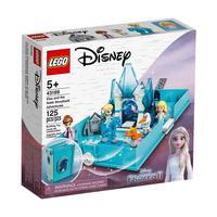 Lego O Livro De Aventuras De Elsa E Nokk Ref.43189