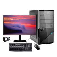 """Computador Desktop Icc Intel Core I5-3475 8gb Hd 500gb Hdmi Mon. 19""""  Gt 730 Kit Teclado E Mouse"""