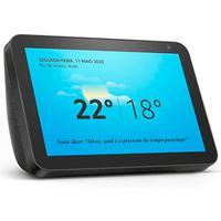Amazon Smart Home Echo Show 8, Tela 8´´, Alexa, Preto - B07sg8f1qf