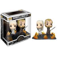 Boneco Funko Pop Game Of Thrones Daenerys & Jorah Battle 86