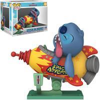 Boneco Funko Pop Disney Lilo & Stitch - Stitch In Rocket 102