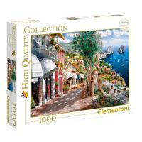 Puzzle 1000 Peças Capri - Clementoni - Importado