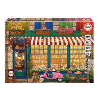 Puzzle 4000 Peças Livraria Vintage - Educa