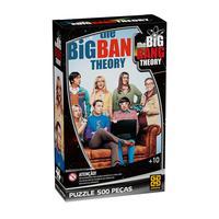 Puzzle 500 Peças The Big Bang Theory