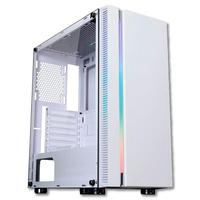Pc Gamer Skill Snow Iv, Amd Ryzen 3, Radeon Rx 550 4gb, 8gb Ddr4 2666mhz, Hd 1tb, Ssd 120gb, 500w 80 Plus