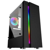 Pc Gamer Playnow Amd Athlon 3000g 8gb Ddr4 2666mhz (placa De Vídeo Radeon Rx 550 4gb) Ssd 240gb 500w Skill