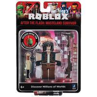 Roblox - Figura 7 Cm After The Flash: Wasteland Survivor