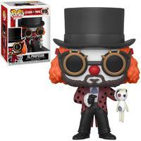 Funko Pop El Professor W/clown Mask 915