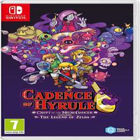 Cadence Of Hyrule - Crypt Of The Necrodancer - Featuring The Legend Of Zelda  - Switch